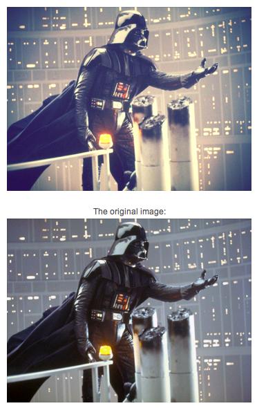 vintage image filter