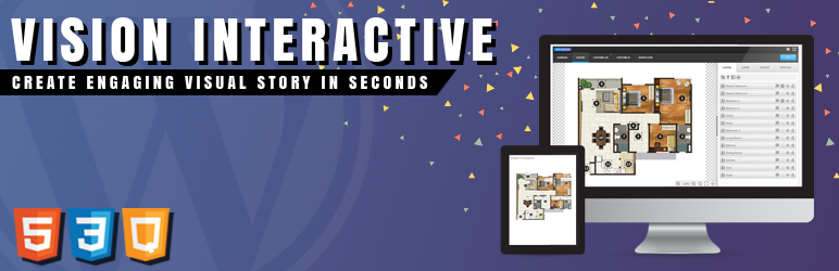 Vision Interactive For WordPress