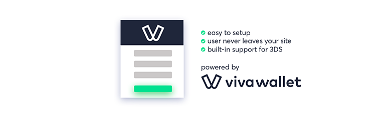 Viva Payments | Simple Checkout