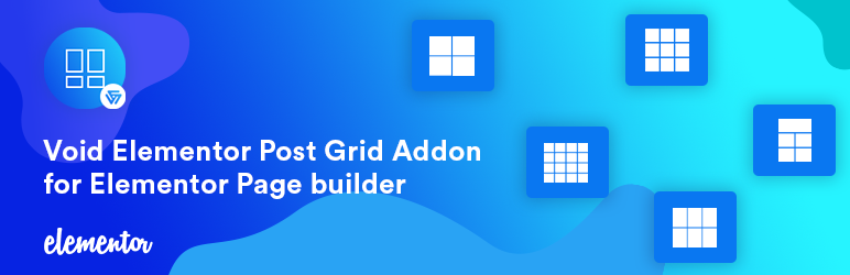 Void Post Grid Addon For Elementor