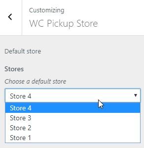Default Store.
