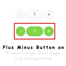 Quantity Plus Minus Button For Woocommerce Wordpress Plugin Wordpress Org