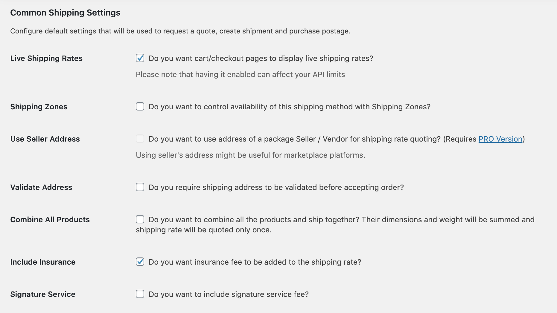 Multi-Carrier Shippo Shipping Rates & Address Validation for WooCommerce