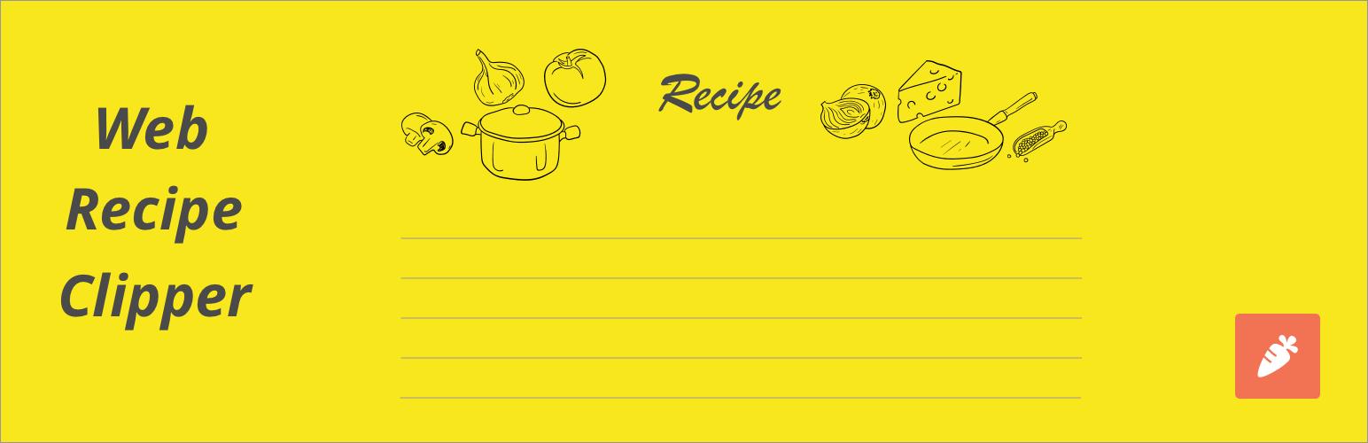 Web Recipe Clipper