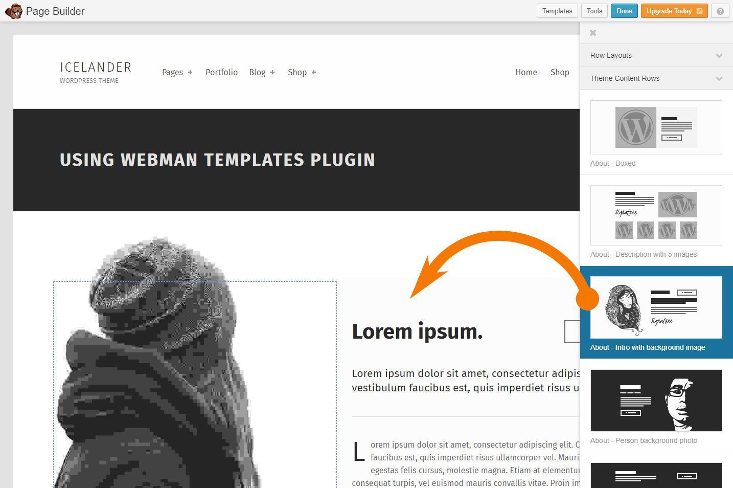 WebMan Templates
