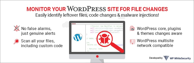 Website File Changes Monitor – WordPress plugin | WordPress org