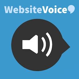 Websitevoice Wordpress Plugin Wordpress Org