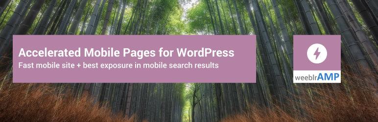 AMP on WordPress — weeblrAMP CE