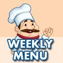 Thumbnail of Weekly Menu