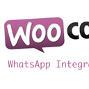 WhatsApp Woocommerce Integration logo