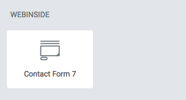 WI Contact Form 7 for Elementor