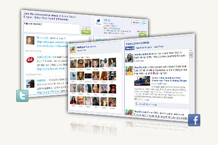 Integrate Facebook and Twitter Into Your Website.