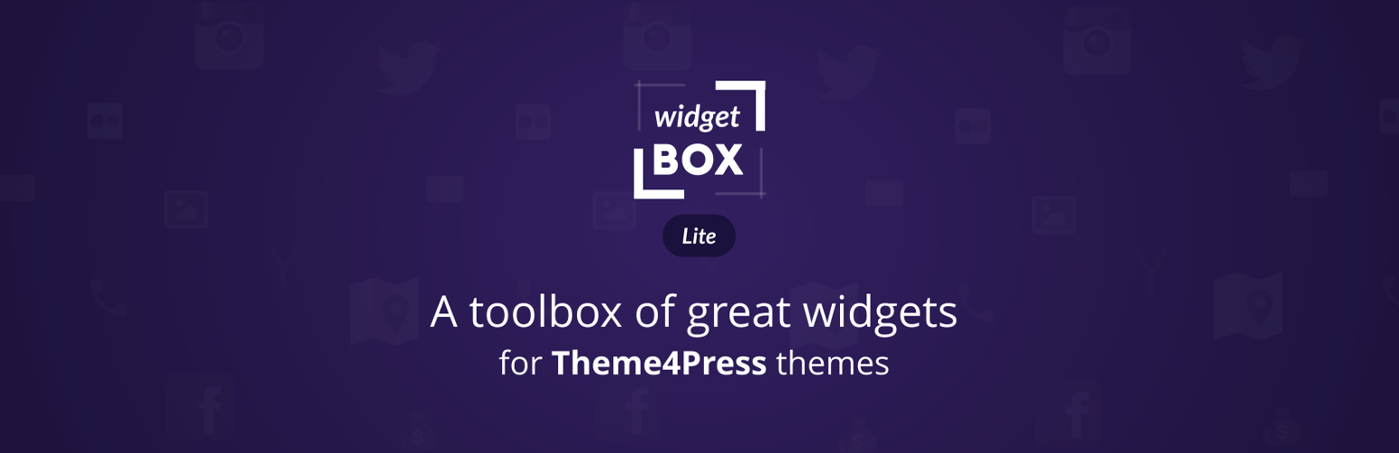 Widget Box Lite