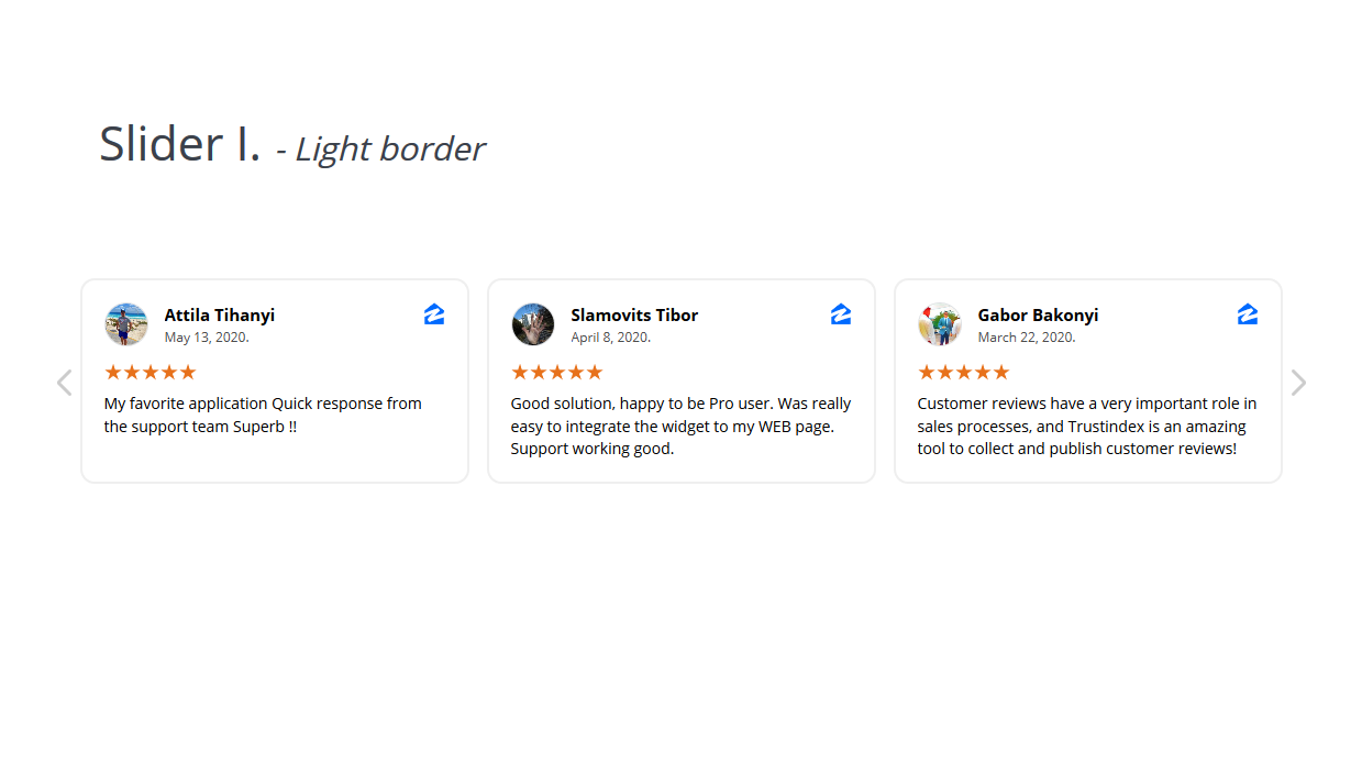 Widgets for Zillow Reviews
