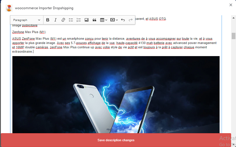 Wooshark Dropshipping for Aliexpress, eBay, Amazon and etsy