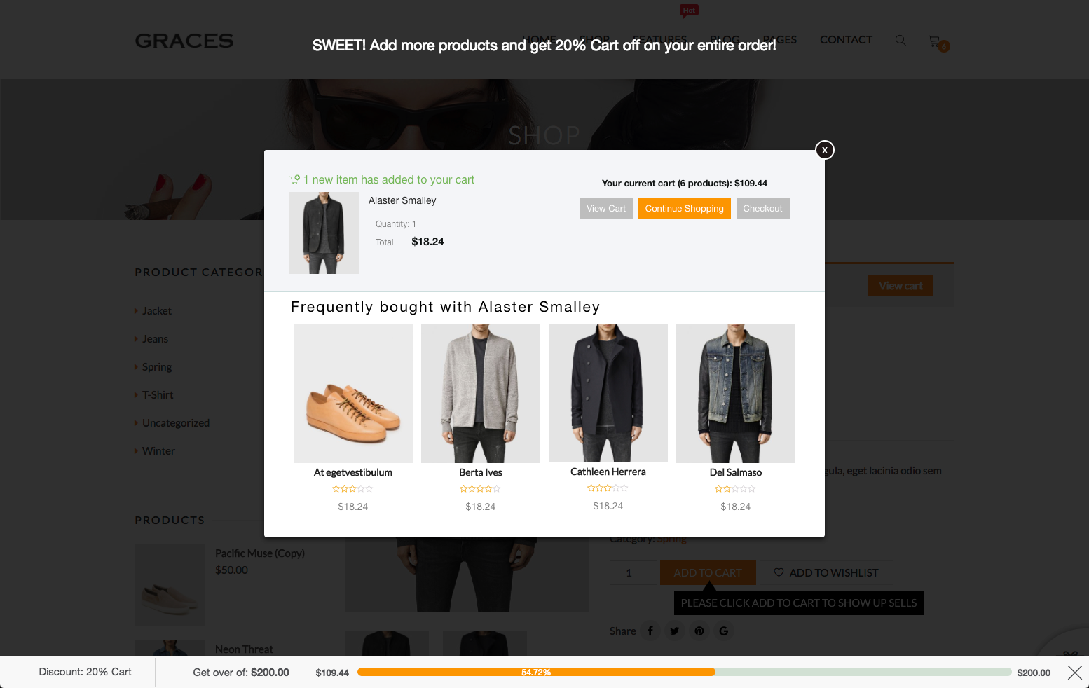 Boost Sales for WooCommerce – Set up Up-Sells & Cross-Sells