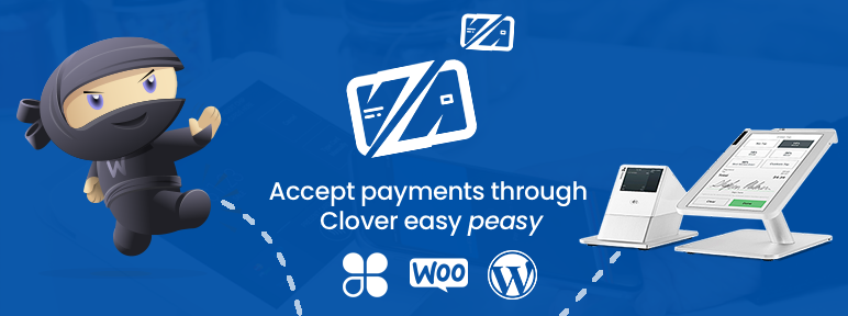 WooCommerce Clover Payment Gateway