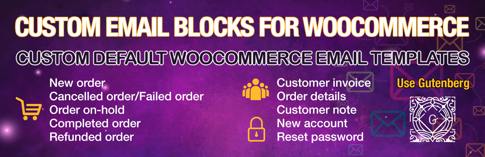 WooCommerce Custom Email Blocks