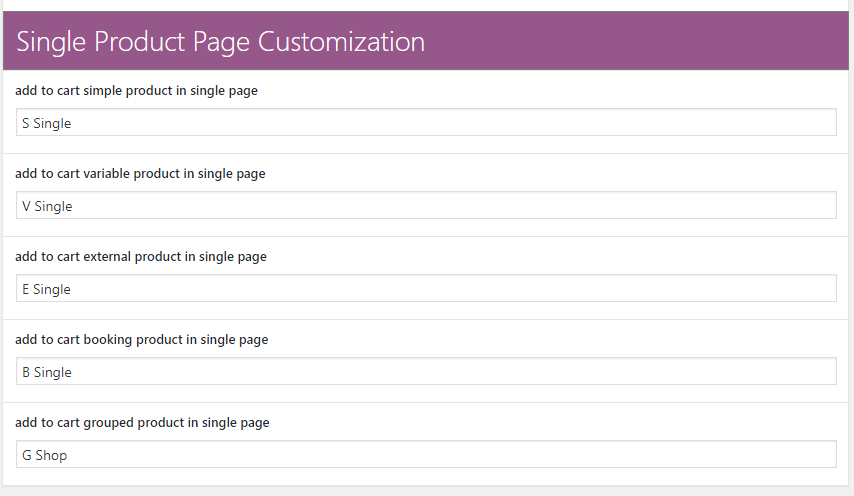 Screenshot of WP Change Log Scraper Past The ShortCode.