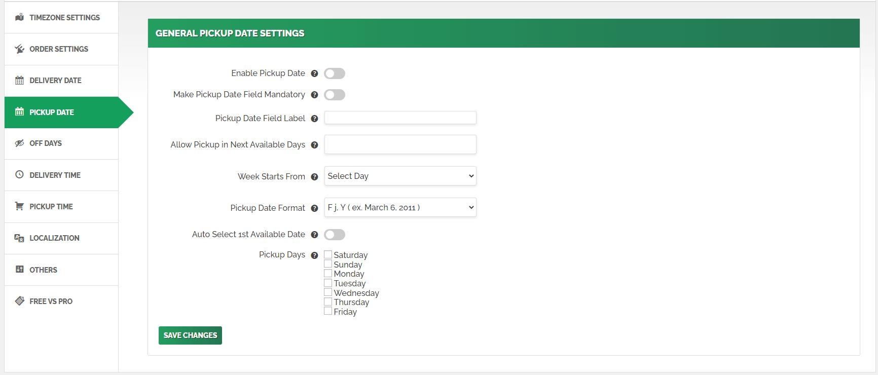 <p>Order Page Metabox</p>