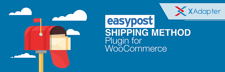 WooCommerce Easypost USPS, UPS & FedEx Shipping Method Plugin