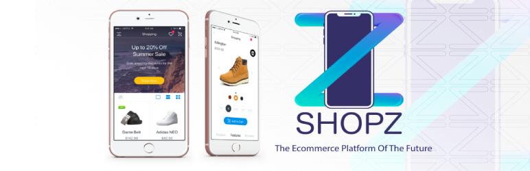 Shopz GraphQL API for WooCommerce