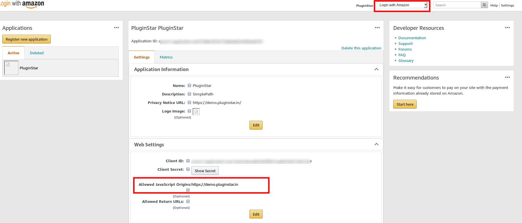 Amazon Pay WooCommerce payment gateway – WordPress plugin