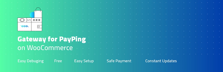 Woocommerce PayPing Gateway