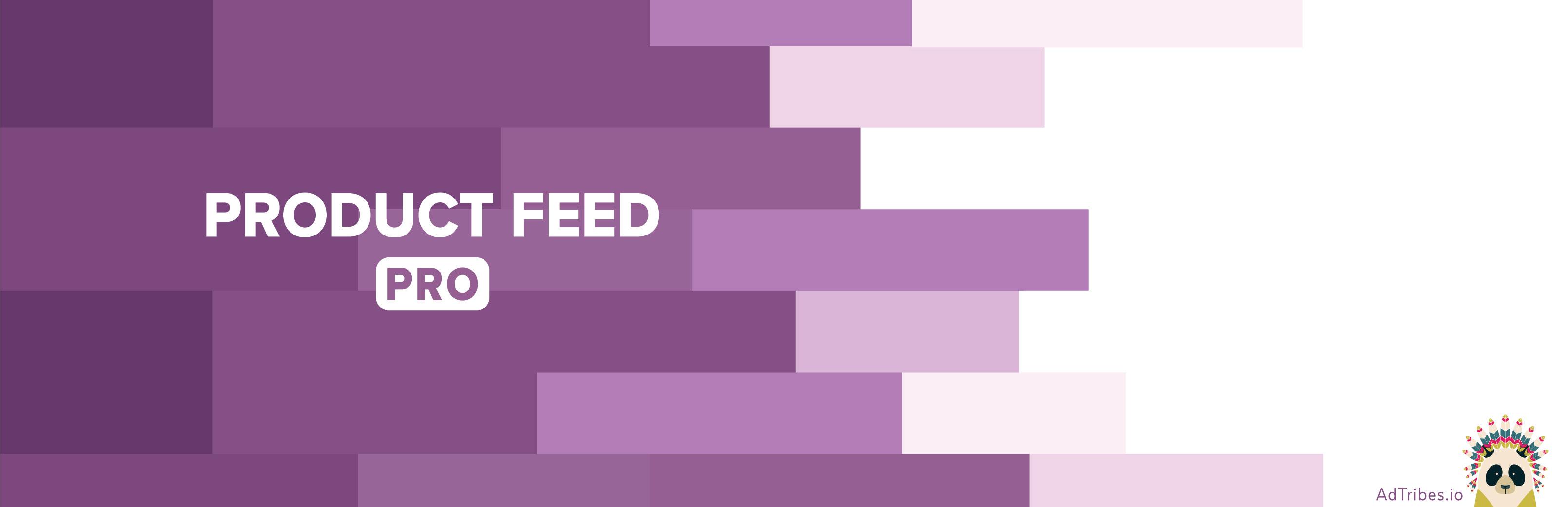 Product Feed PRO for WooCommerce – WordPress plugin | WordPress org
