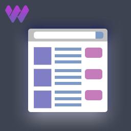 Wordpress Table Plugin by Woobewoo