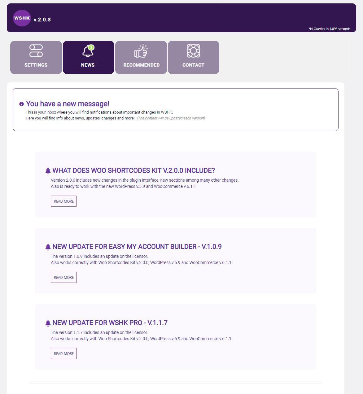 Woo Shortcodes Kit – WordPress plugin | WordPress org
