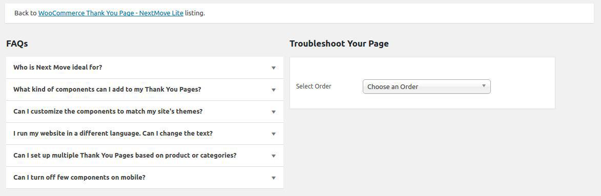 Help/Troubleshoot