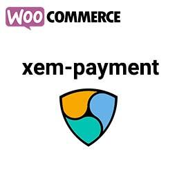 Woocommerce Gateway XEM