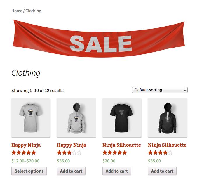 WooCommerce Category Banner WordPress Plugins