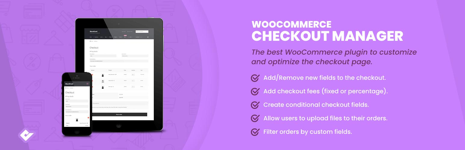 WooCommerce Checkout Manager – WordPress plugin | WordPress org