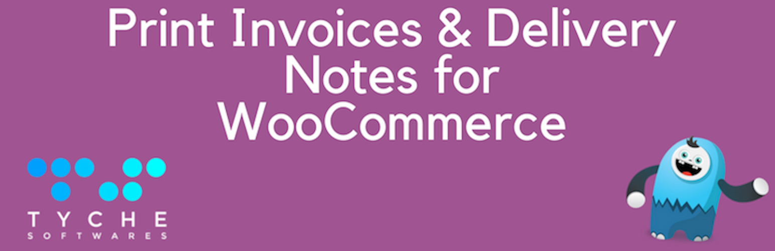 WooCommerce Print Invoice Delivery Note WordPressorg - Www free invoice templates buy online pickup in store same day