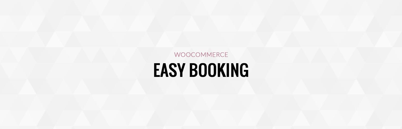WooCommerce Easy Booking