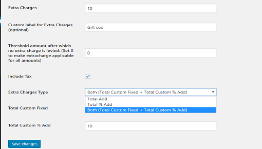 woocommerce extra charges to payment gateway standard wordpress org