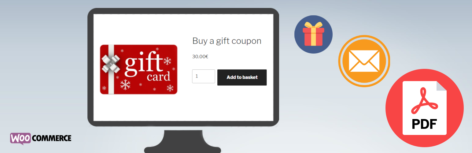 woocommerce gift coupon wordpressorg
