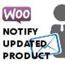 Woocommerce Notify Updated Product logo