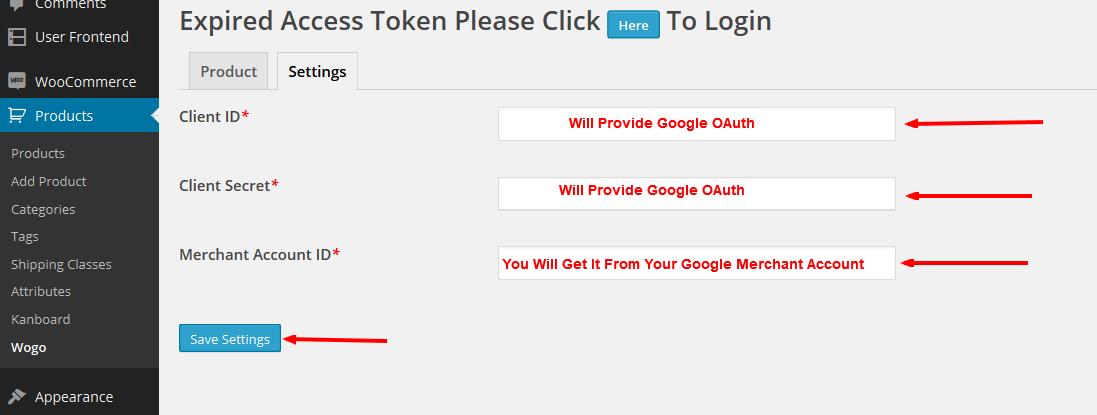 WooCommerce Google Product Feed – Plugin WordPress
