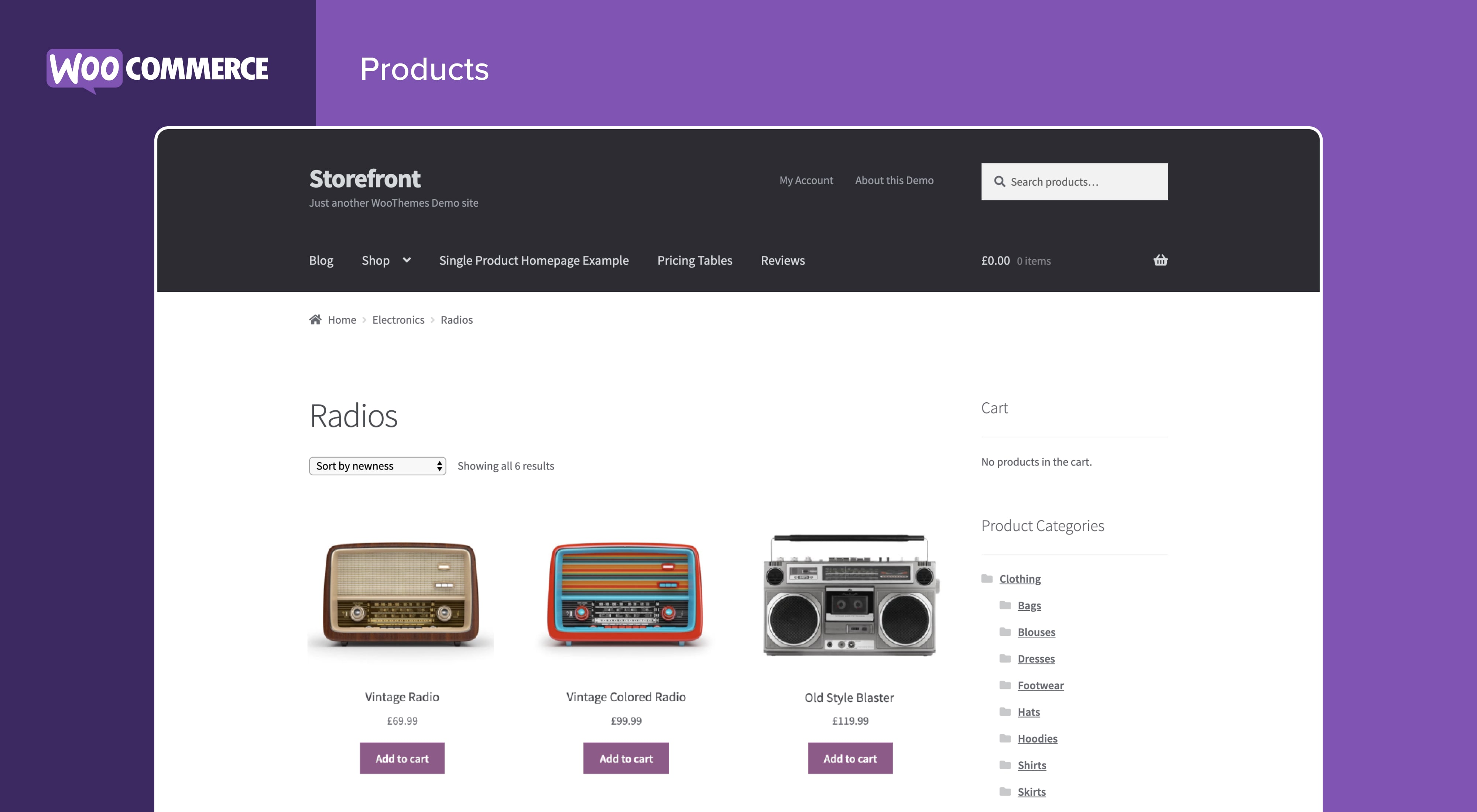 WooCommerce Loja Virtual em Wordpress, WooCommerce Loja Virtual em WordPress