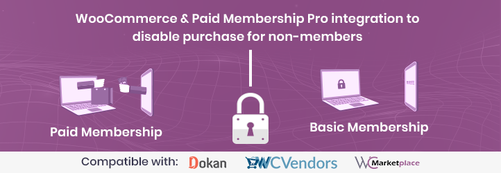 WooPM – WooCommerce & Paid Membership Pro integration to run a Membership based Marketplace