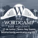 WordCamp Belo Horizonte Badges logo