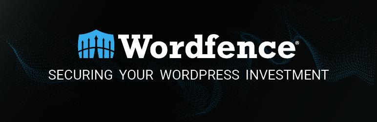 Wordpress Wordfence Anti Malware Plugin