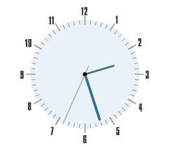 Wordpress Clock on Display