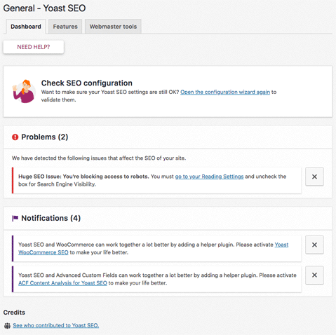 yoast seo wordpress org