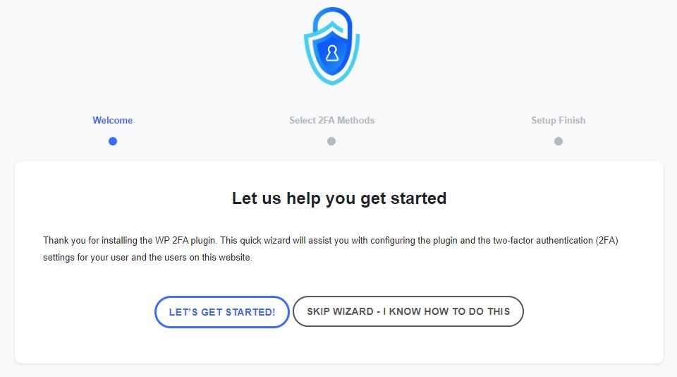 通常のユーザー名とパスワードでのログインに加え、アプリやメールでの認証を追加するセキュリティプラグイン「WP 2FA – Two-factor Authentication for WordPress」の画像|Knowledge Base