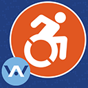 wp-accessibility logo