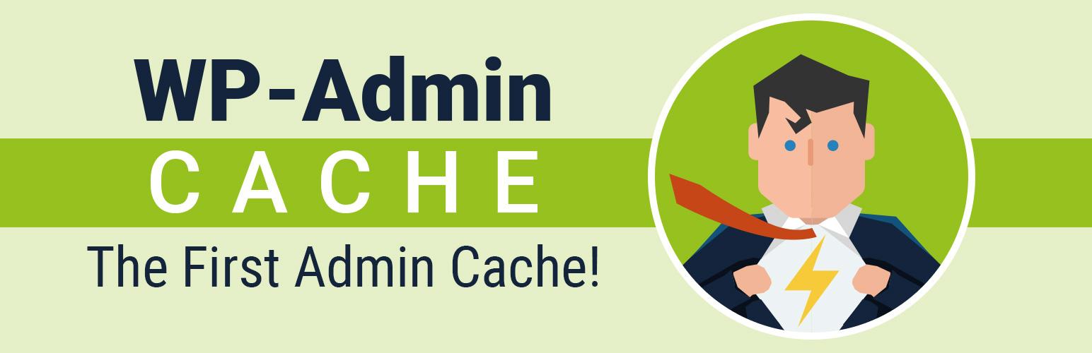 WP Admin Cache